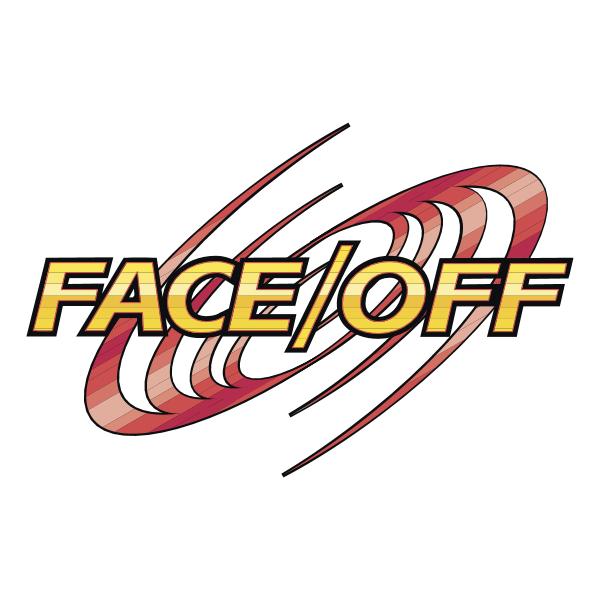 Face Off ,Logo , icon , SVG Face Off
