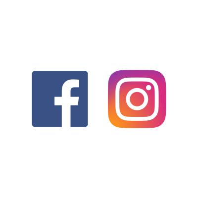 facebook and instagram logo ,Logo , icon , SVG facebook and instagram logo