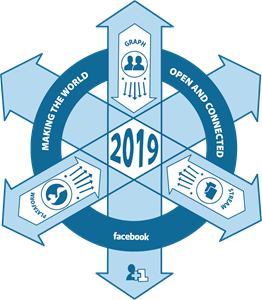 Facebook Emblem and Philosophy Logo ,Logo , icon , SVG Facebook Emblem and Philosophy Logo