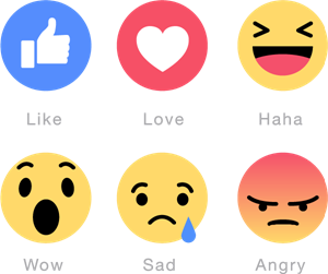 Facebook Emoticons Logo ,Logo , icon , SVG Facebook Emoticons Logo