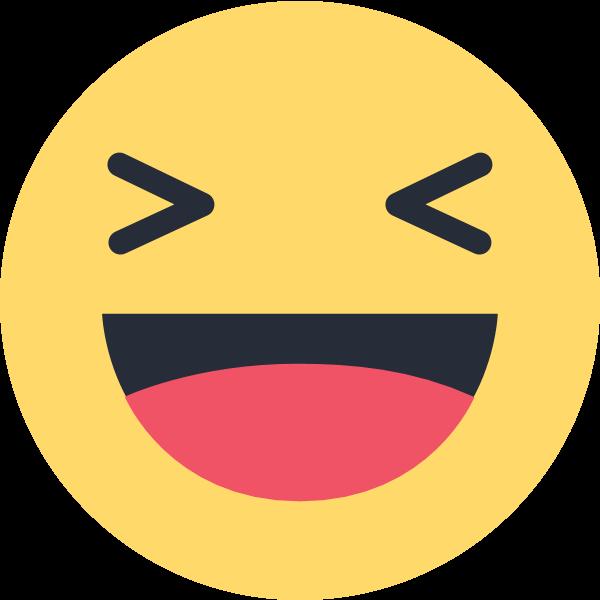 Facebook Haha ,Logo , icon , SVG Facebook Haha