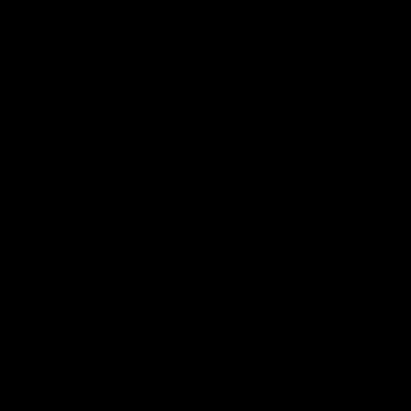 Facebook Icon Black ,Logo , icon , SVG Facebook Icon Black