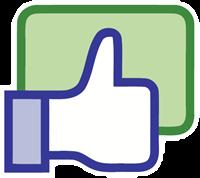 Facebook like button Logo ,Logo , icon , SVG Facebook like button Logo
