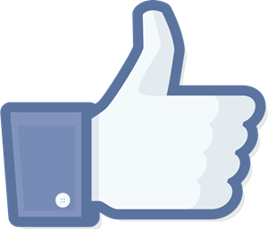 Facebook Like Icon Logo ,Logo , icon , SVG Facebook Like Icon Logo