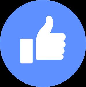 facebook like Logo ,Logo , icon , SVG facebook like Logo