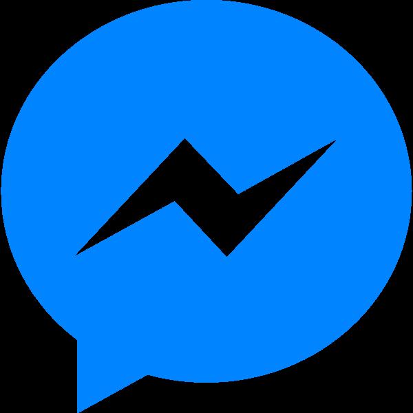 Facebook Messenger ,Logo , icon , SVG Facebook Messenger