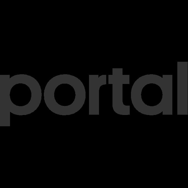 Facebook Portal logo ,Logo , icon , SVG Facebook Portal logo