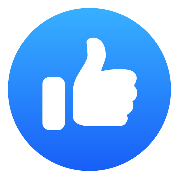 Facebook Reaction: Like ,Logo , icon , SVG Facebook Reaction: Like