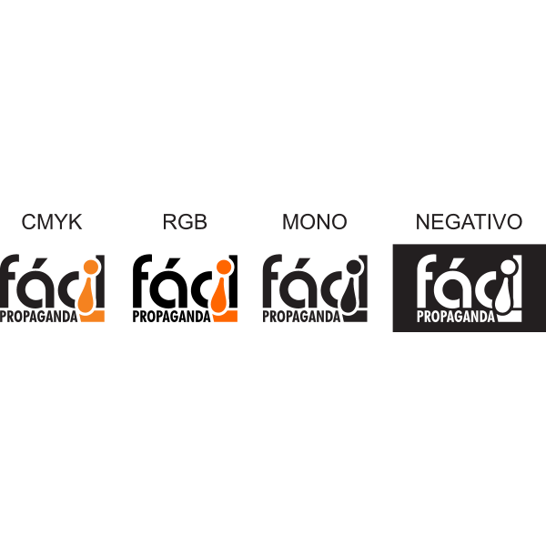 Fácil Propaganda Logo ,Logo , icon , SVG Fácil Propaganda Logo