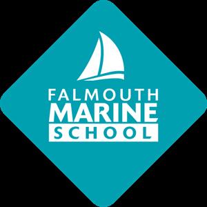 Falmouth Marine School Logo ,Logo , icon , SVG Falmouth Marine School Logo