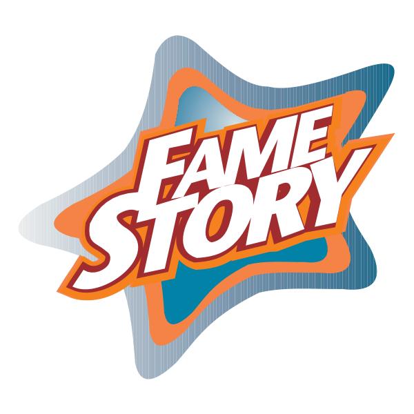 Fame Story Logo ,Logo , icon , SVG Fame Story Logo