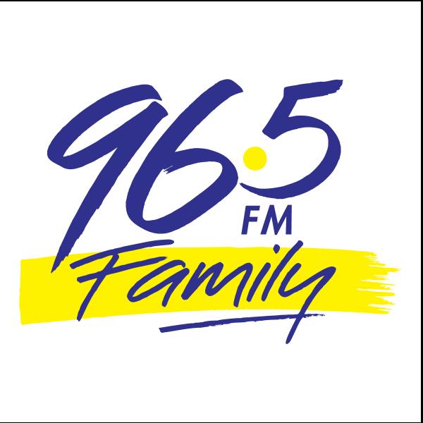 Family Radio 96.5 FM Logo ,Logo , icon , SVG Family Radio 96.5 FM Logo