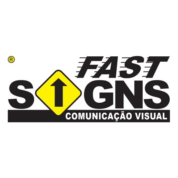 Fast Signs Comunicacao Visual Logo ,Logo , icon , SVG Fast Signs Comunicacao Visual Logo