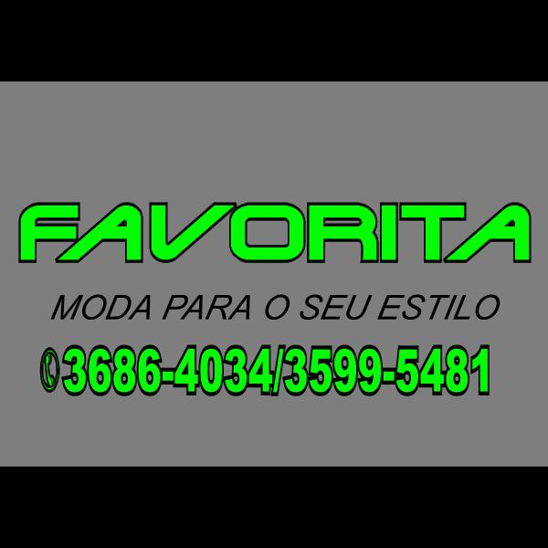favorita modas Logo ,Logo , icon , SVG favorita modas Logo