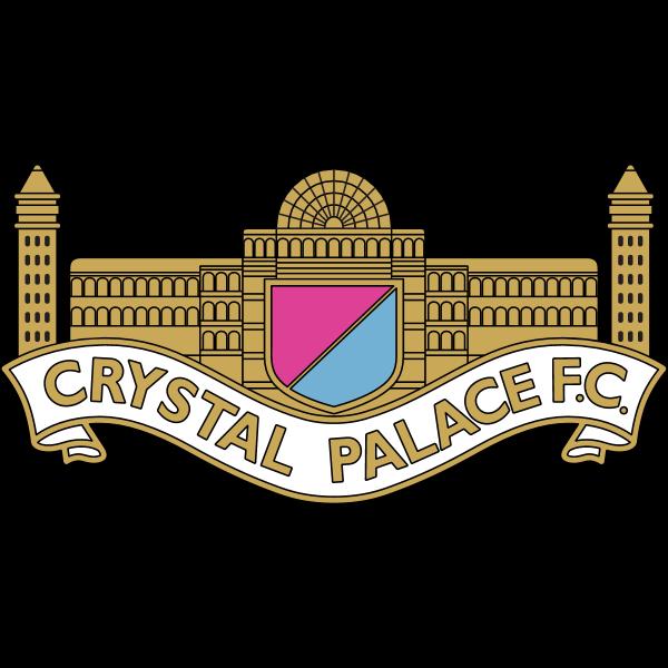 FC Crystal Palace early 70's Logo ,Logo , icon , SVG FC Crystal Palace early 70's Logo