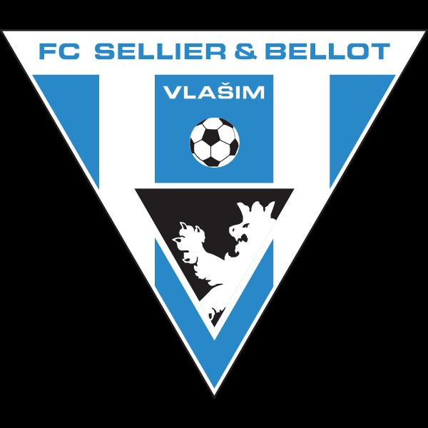 FC Sellier & Bellot Vlašim Logo ,Logo , icon , SVG FC Sellier & Bellot Vlašim Logo