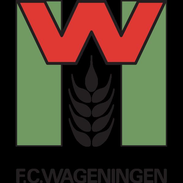 FC Wageningen early 80's Logo ,Logo , icon , SVG FC Wageningen early 80's Logo