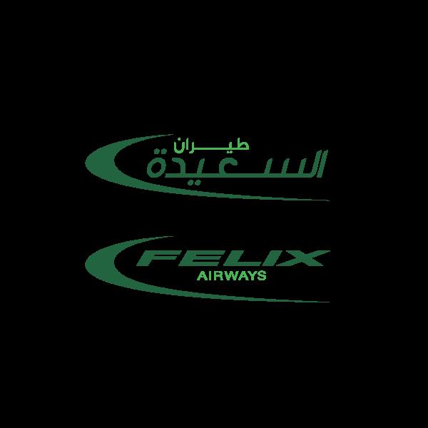 شعار طيران السعيدة ,Logo , icon , SVG شعار طيران السعيدة