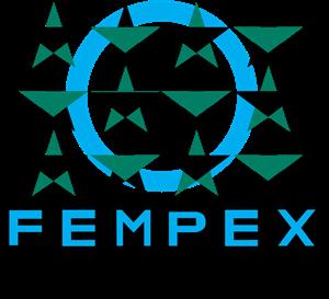FEMPEX Logo ,Logo , icon , SVG FEMPEX Logo
