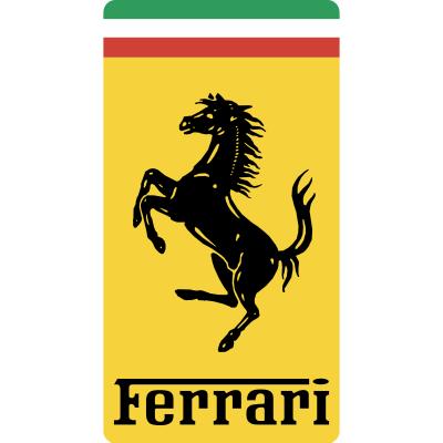 Ferrari Emblem ,Logo , icon , SVG Ferrari Emblem