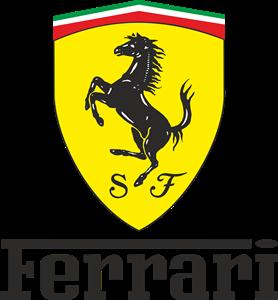 Ferrari Logo ,Logo , icon , SVG Ferrari Logo