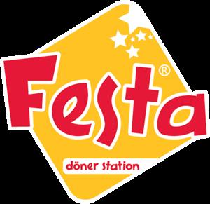 Festa Doner Station Logo ,Logo , icon , SVG Festa Doner Station Logo
