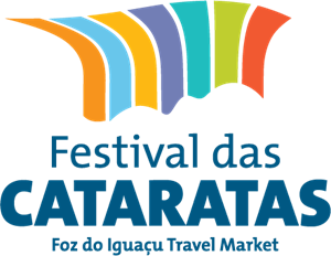 Festival das Cataratas Foz do Iguacu Travel Market Logo ,Logo , icon , SVG Festival das Cataratas Foz do Iguacu Travel Market Logo