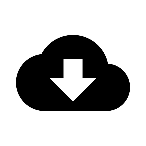 file cloud download ,Logo , icon , SVG file cloud download