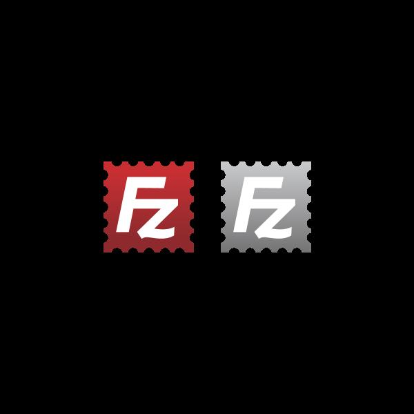 FILE ZILLA Logo ,Logo , icon , SVG FILE ZILLA Logo