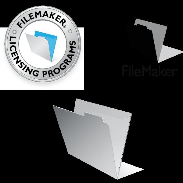 FileMaker Logo ,Logo , icon , SVG FileMaker Logo
