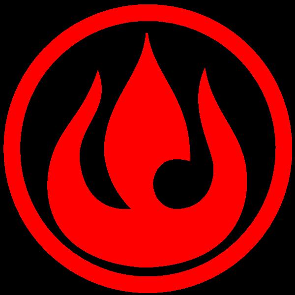 Fire Nation Logo ,Logo , icon , SVG Fire Nation Logo