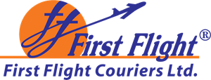 First Flight Couriers Ltd India Logo ,Logo , icon , SVG First Flight Couriers Ltd India Logo