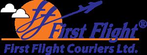 First Flight Couriers Ltd Logo ,Logo , icon , SVG First Flight Couriers Ltd Logo