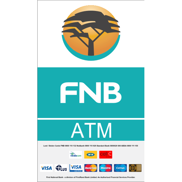 First National Bank – ATM Logo ,Logo , icon , SVG First National Bank – ATM Logo
