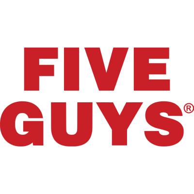 شعار five guys فايف قايز ,Logo , icon , SVG شعار five guys فايف قايز