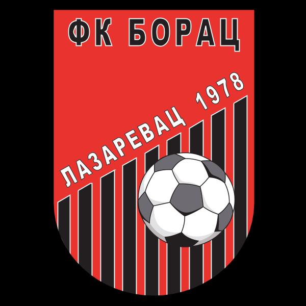 FK BORAC Lazarevac Logo ,Logo , icon , SVG FK BORAC Lazarevac Logo