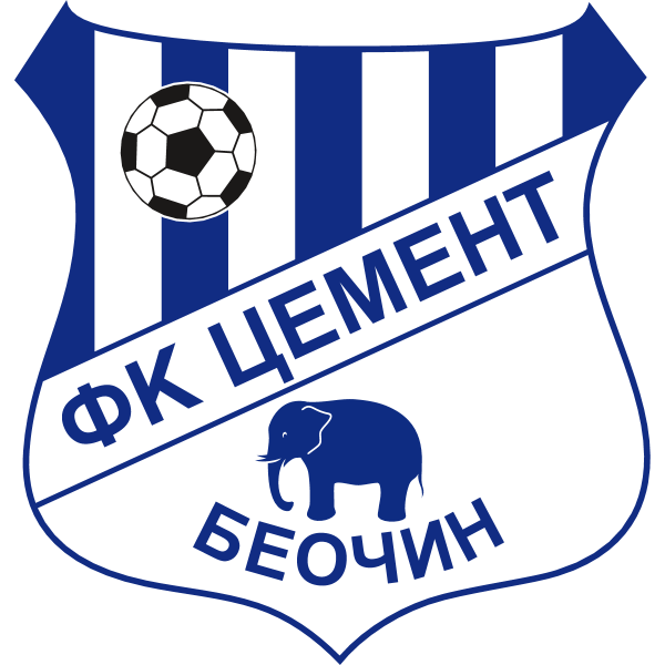 FK Cement Beocin Logo ,Logo , icon , SVG FK Cement Beocin Logo