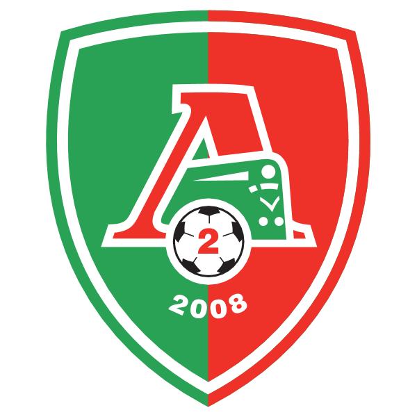 FK Lokomotiv-2 Moskva Logo ,Logo , icon , SVG FK Lokomotiv-2 Moskva Logo