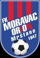 FK Moravac Orion Mrštane Logo ,Logo , icon , SVG FK Moravac Orion Mrštane Logo