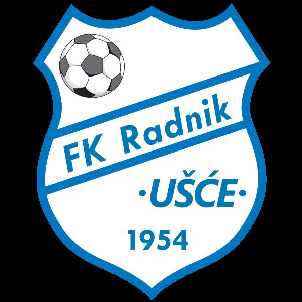 FK RADNIK Ušće Logo ,Logo , icon , SVG FK RADNIK Ušće Logo