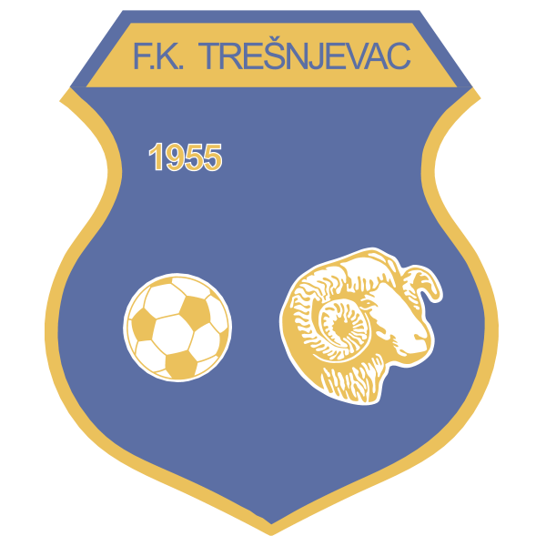 FK TREŠNJEVAC Trešnjevac Logo ,Logo , icon , SVG FK TREŠNJEVAC Trešnjevac Logo