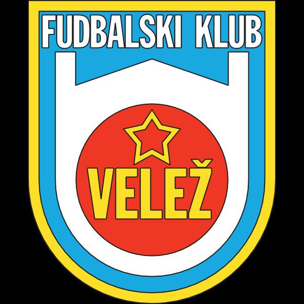 FK Velez Mostar Logo ,Logo , icon , SVG FK Velez Mostar Logo