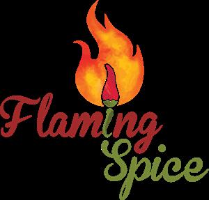 FLAMMING SPICE Logo ,Logo , icon , SVG FLAMMING SPICE Logo