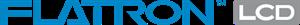 Flatron LCD Logo ,Logo , icon , SVG Flatron LCD Logo