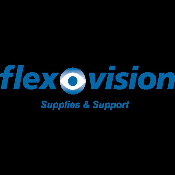 Flexo-Vision Logo ,Logo , icon , SVG Flexo-Vision Logo