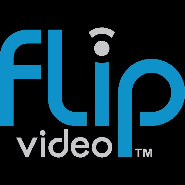 Flip Video Logo ,Logo , icon , SVG Flip Video Logo