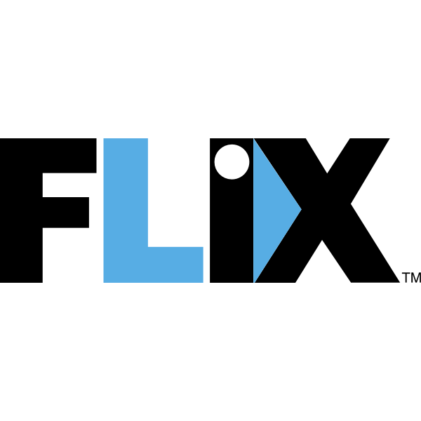 FLIX ,Logo , icon , SVG FLIX