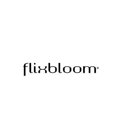 Flixbloom ,Logo , icon , SVG Flixbloom