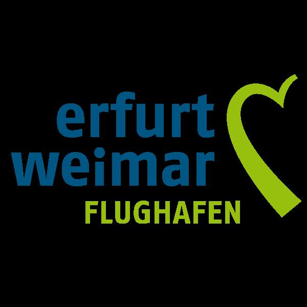 Flughafen Erfurt Weimar Airport Logo ,Logo , icon , SVG Flughafen Erfurt Weimar Airport Logo