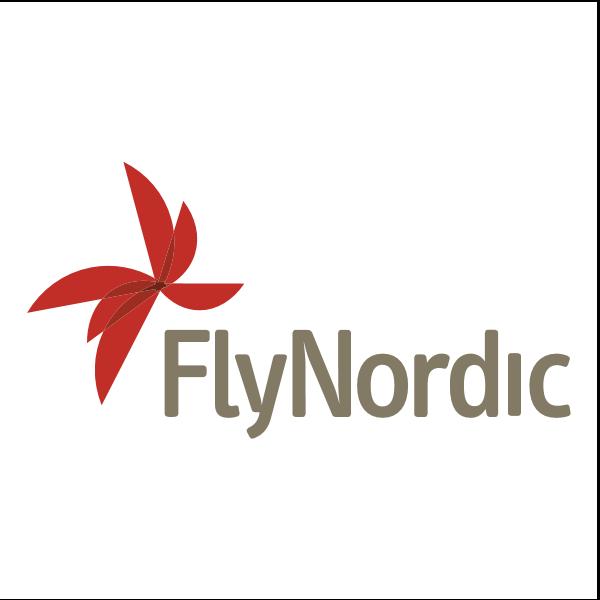FlyNordic Logo ,Logo , icon , SVG FlyNordic Logo